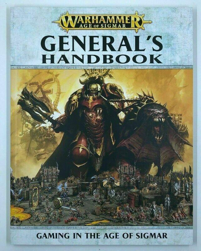 Warhammer: General's Handbook