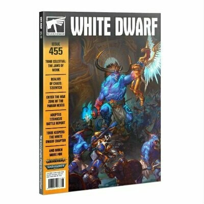 Warhammer: White Dwarf Magazine