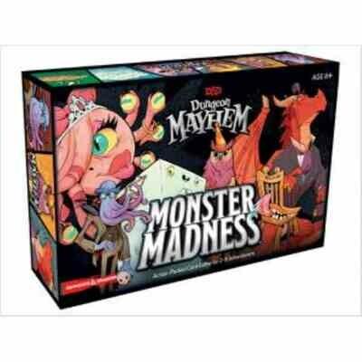 Dungeon Mayhem - Monster Madness