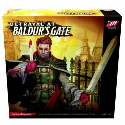 Betrayal At Baldurs Gate