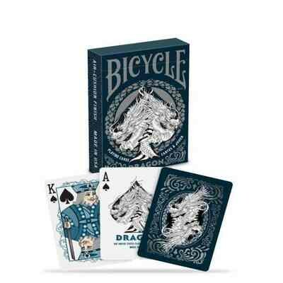 Bicycle Playing Cards Dragon