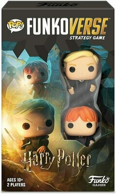 Funkoverse Harry Potter  Game Expansion