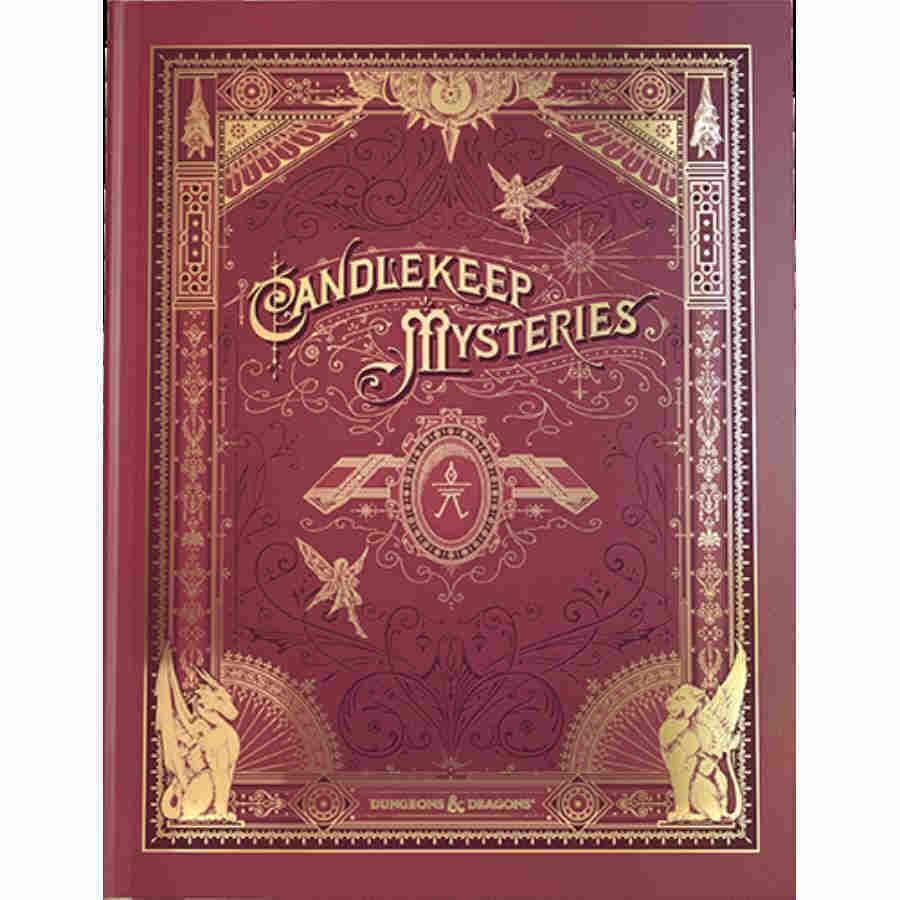 D&D Candlekeep Mysteries