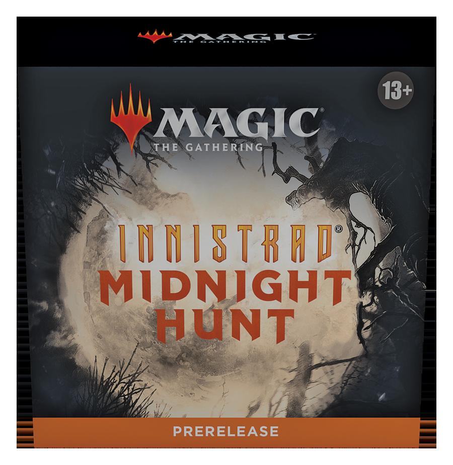 Innistrad: Midnight Hunt Prerelease kit (PrePaid)