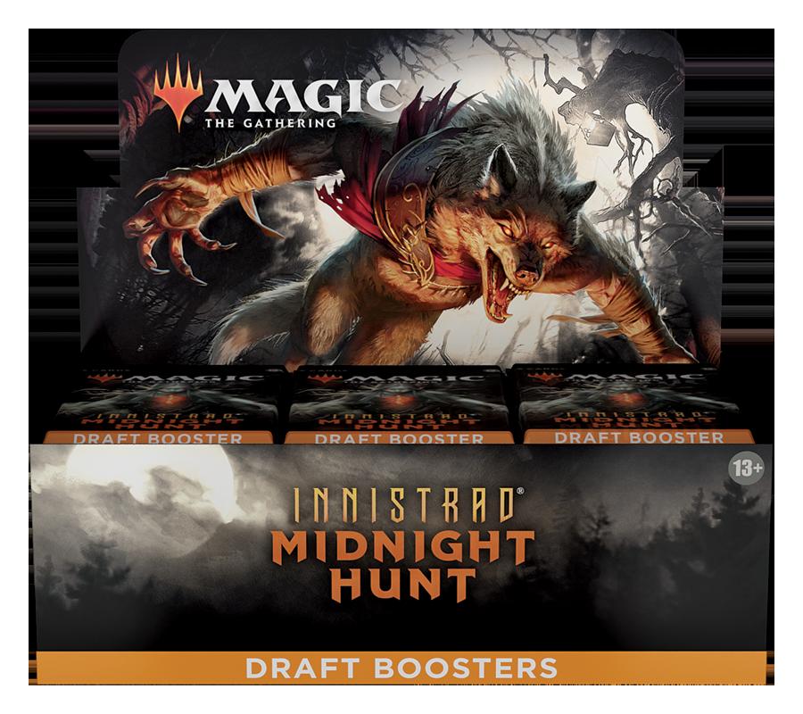 Innistrad: Midnight Hunt Draft Booster Display - Buy A Box