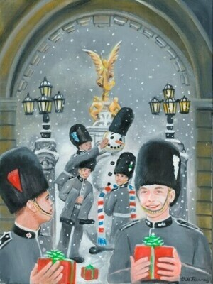 Frosty The Guardsman (8 pack)