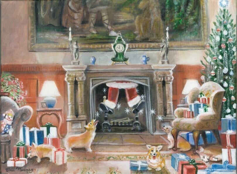 The Christmas Magic of Sandringham House (8 pack)