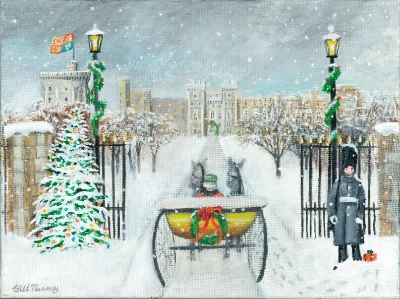 A Royal Windsor Christmas (8 Pack)