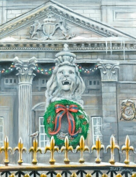 Royal Christmas Gates (8 pack)