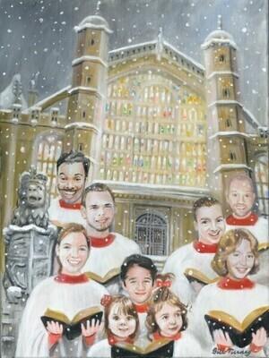 Christmas Songs of St. George's (8 pack)