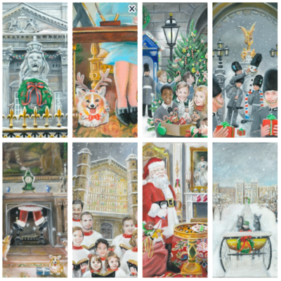 Christmas Card Multipack (8 different images)