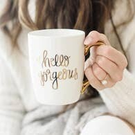 Hello Gorgeous - Mug