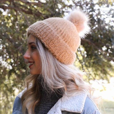 Plush Hat