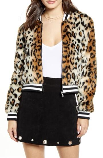 Leopard - Faux Fur