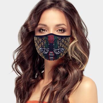 Dazzled Bee - Mask