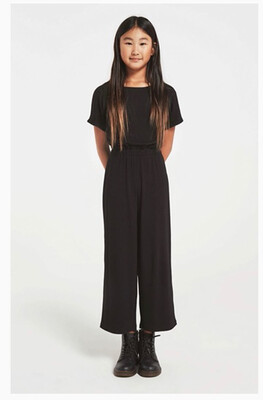 Cora Rib Jumpsuit - GIRLS
