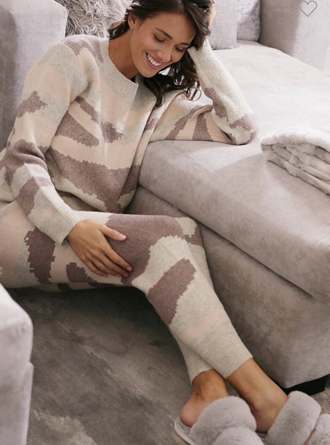 Safari Knit Set