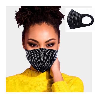 Adult Studded Mask