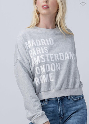 Madrid Paris