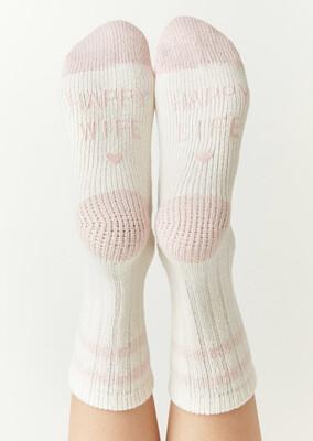 Happy Wife Socks