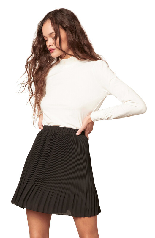 Life Com Pleat Skirt
