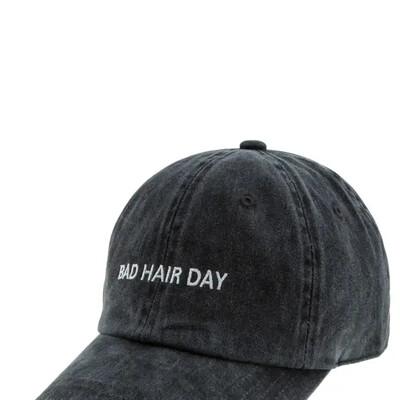 """BAD HAIRDAY"" Cap"