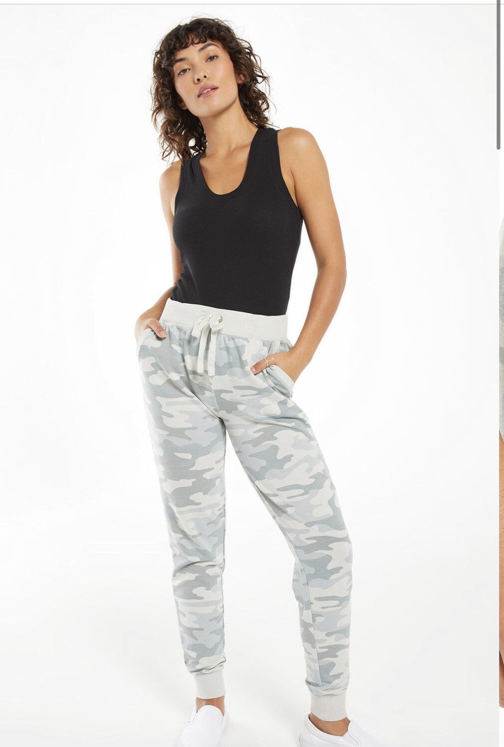 The Camo Pant Dusty Sage
