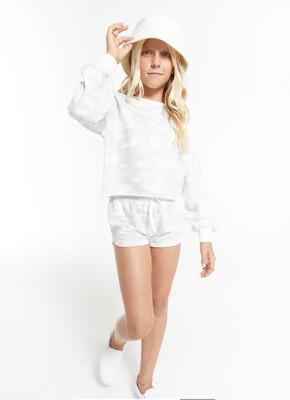 GIRLS - Mia Camo Short