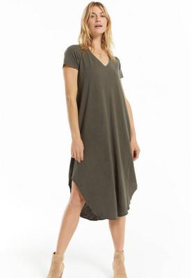 Short Sleeve Reverie - Seaweed