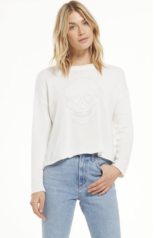 Ada Skull Sweater