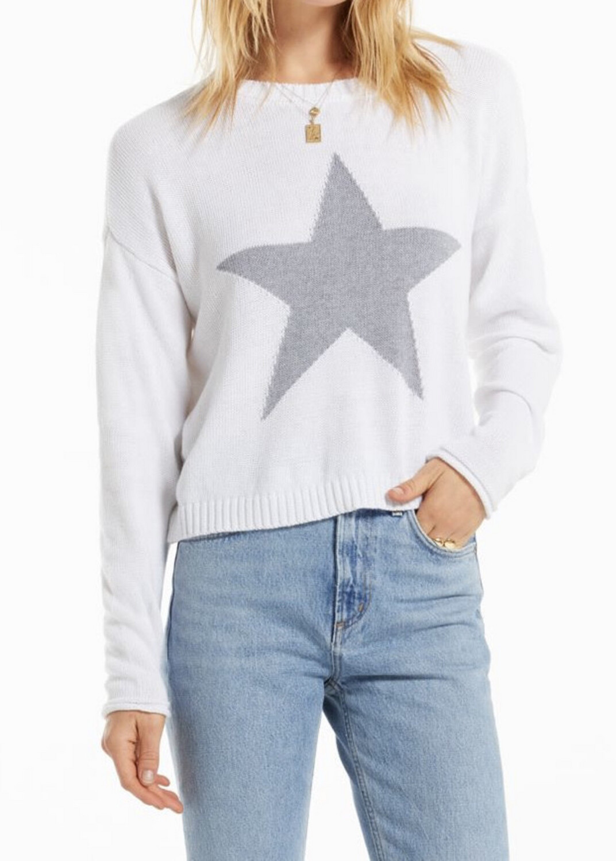 Sienna Star Sweater