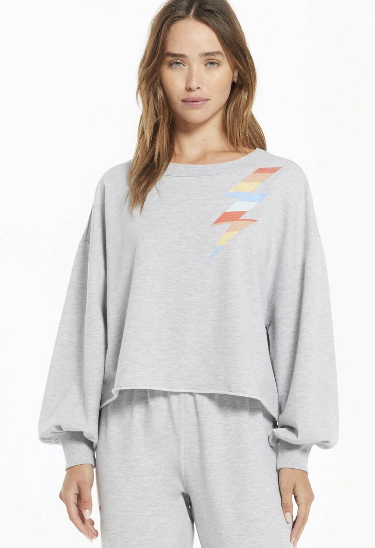 Tempest Bolt Sweatshirt