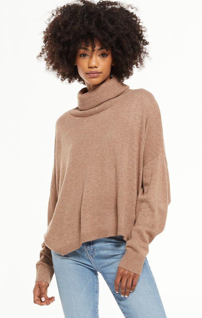 Agnes Turtleneck Sweater