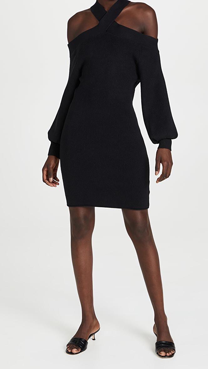 Shoulder & Wiser Dress