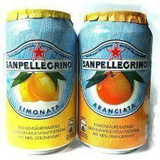 San Pellegrino Sodas