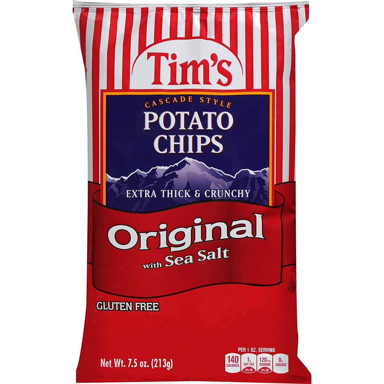 Tim's Original Sea Salt Chips