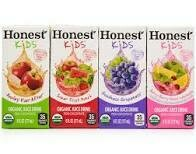 Honest Organic Juices