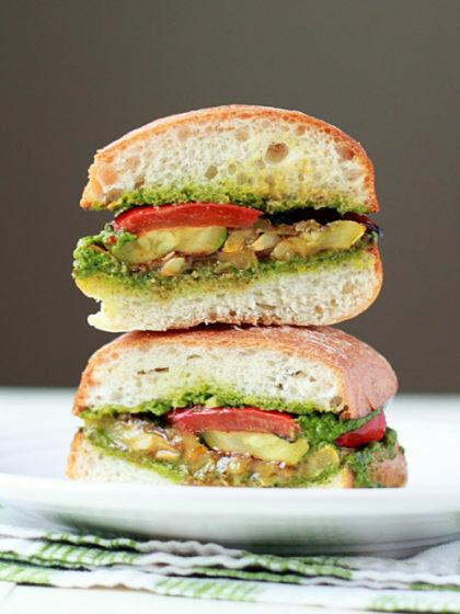 Grab and Go 1/2 Vegetarian Sandwich