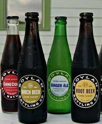 Boylan Sodas