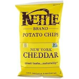 Kettle Chips Cheddar