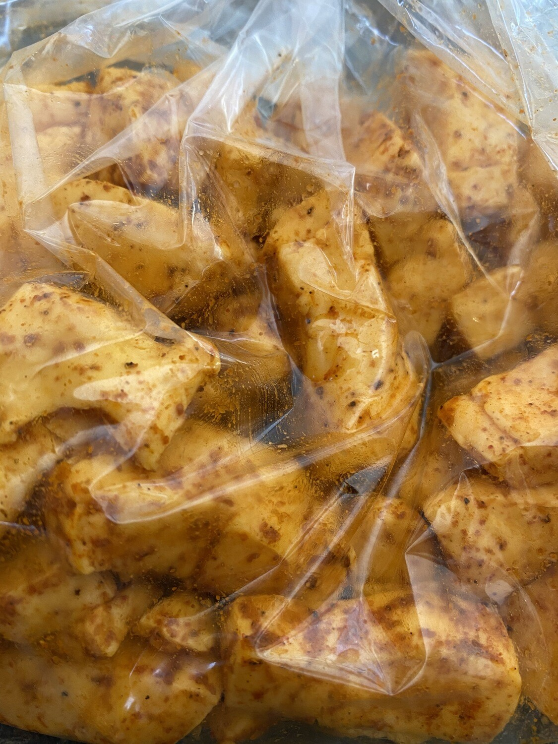 Cajun Cheese Curds, 1 lb.