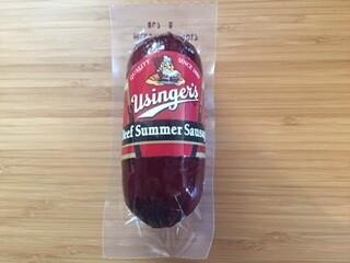 Beef Summer Sausage,  5 oz.