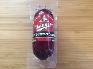 Beef Summer Sausage,  5 oz.