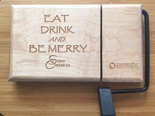 Cutting Board - Eat, Drink, & Be Merry