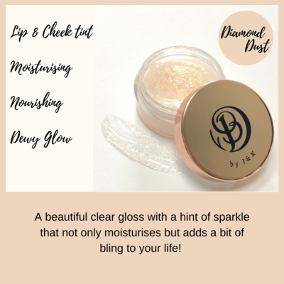 Diamond Dust 10ml Lip & Cheek Tint