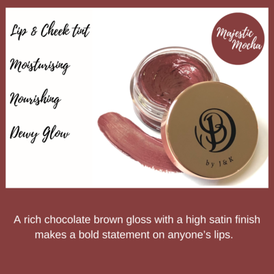 Majestic Mocha 10ml Lip & Cheek Tint