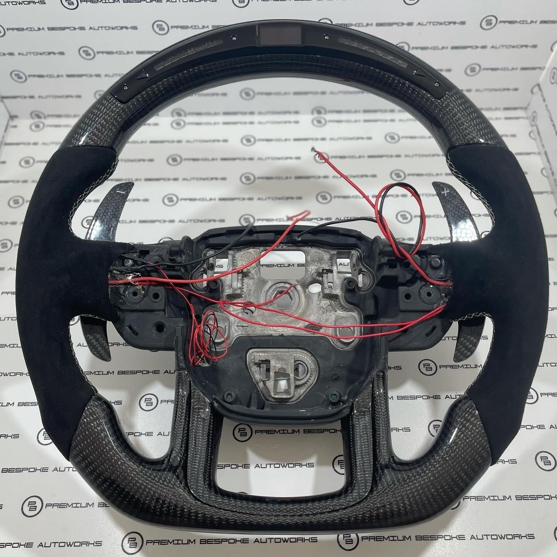 Custom Land Rover Range Rover Steering Wheel