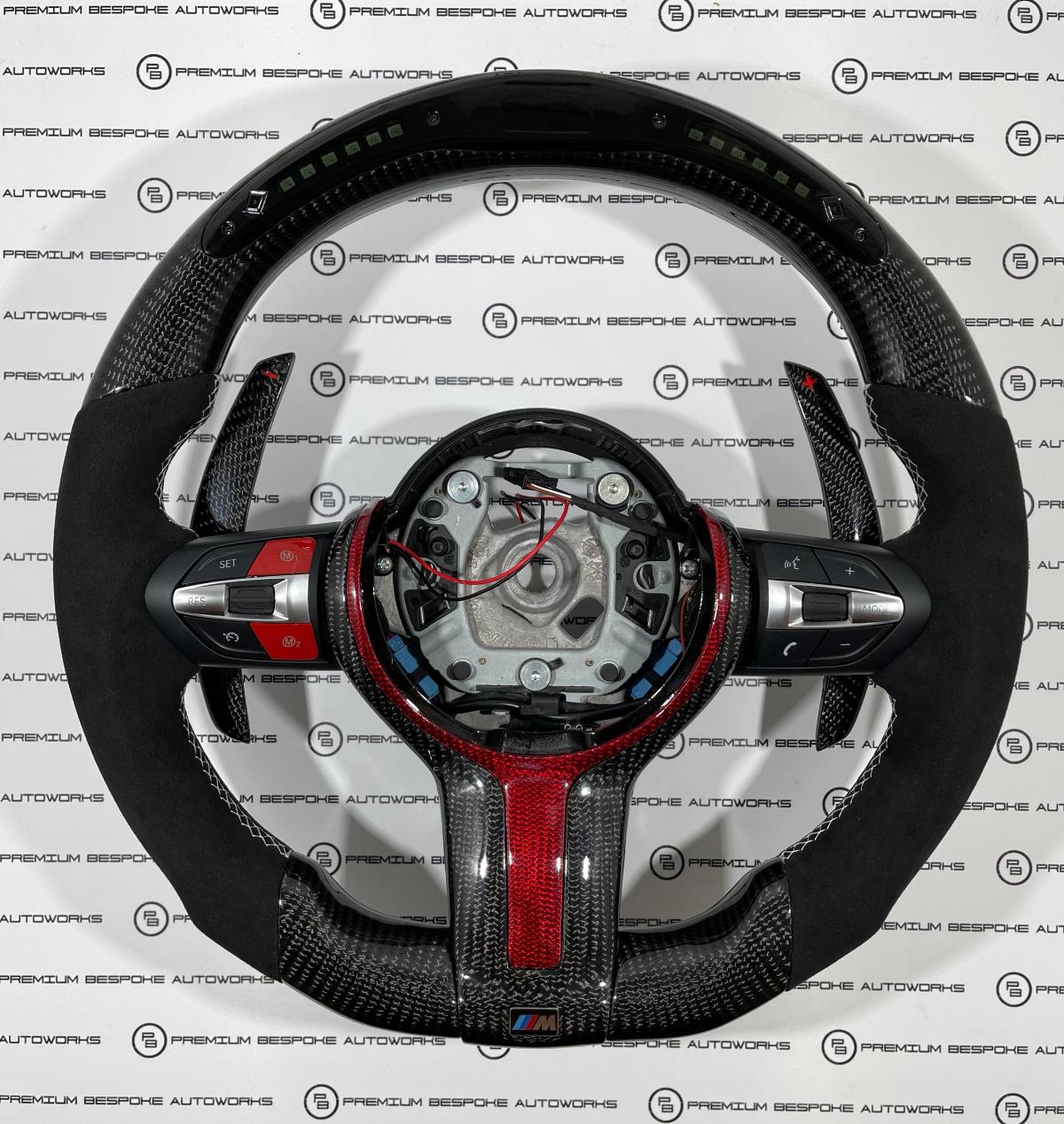 Custom BMW Steering Wheel F8X