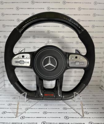 Mercedes Benz AMG LED Steering Wheel