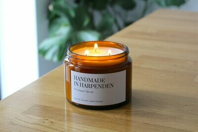 Norwegian Spruce Three Wick Candle 500ml